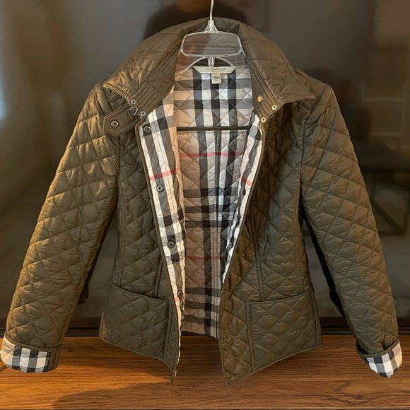 Burberry Brit Fall/Spring Coat